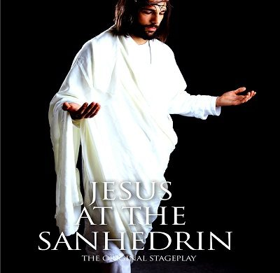 Jesus at the Sanhedrin