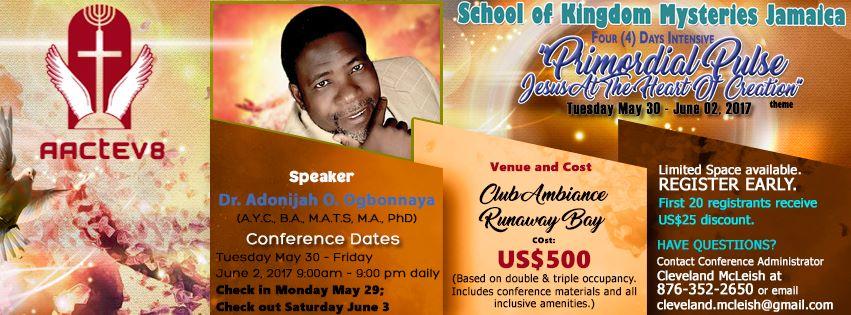 Meeting Dr. O (Dr. Adonijah Ogbonnaya)